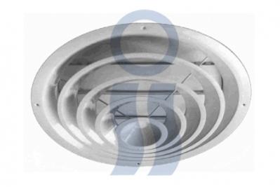 Difusor circular con regulador