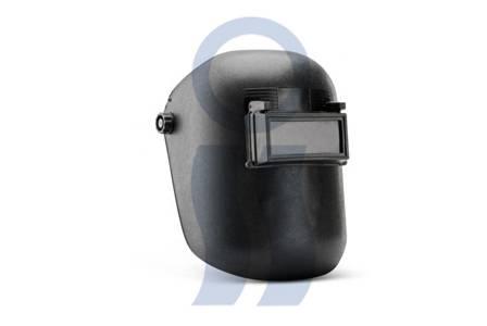 Careta soldador fotosensible c/vidrio