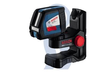 Bosch nivel láser 50 mts GLL2-50 + soporte bm1