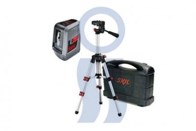Skil nivel láser a batería c/trípode  516