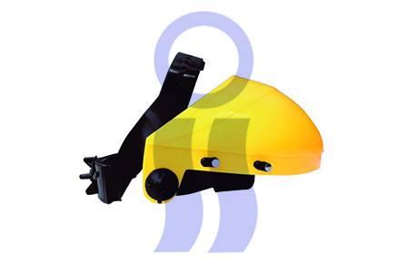 Facial burbuja cabezal amarillo