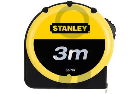 Stanley cinta métrica 3 mts c/iman.