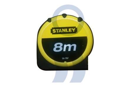 Stanley cinta métrica 8 mts c/iman.
