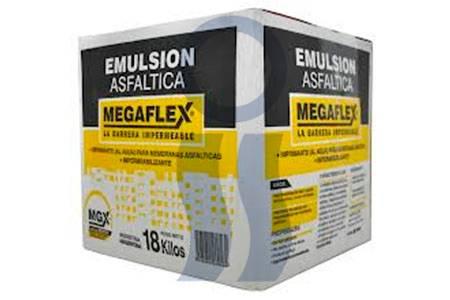 Asfalto base acuosa Caja x 18 kg Megaflex