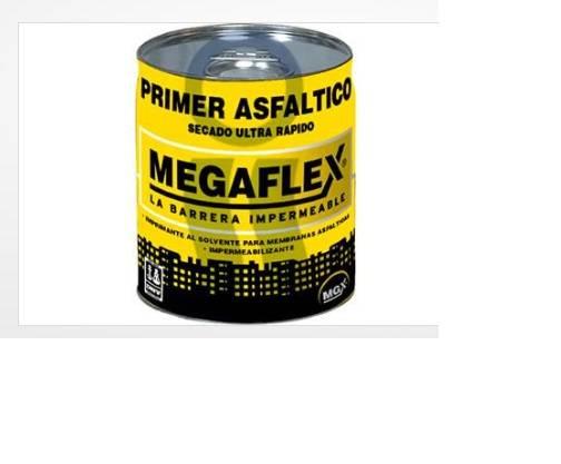 Pintura asfáltica Megaflex