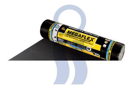 Membrana megaflex 450 sin aluminio