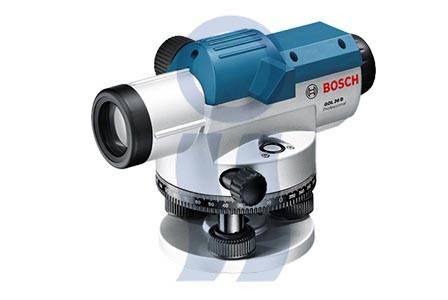 Bosch nivel óptico 100 mt 26 x GOL26d