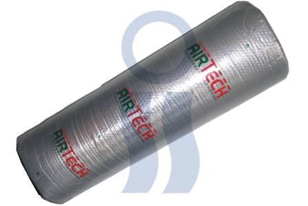 Airtech 10mm de 1 x 30 mts 2 caras c/aluminio