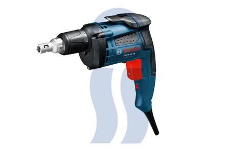 Bosch atornillador c/ embrague gsr6-45TE