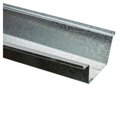 Canaleta galvanizada 7x15x7