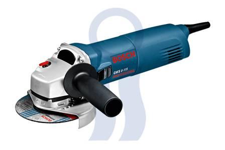 Bosch amoladora angular 4 1/2 GWS 8-115 Professional