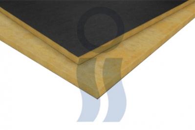 Panel Isocustic Isover con velo negro x 16 u.