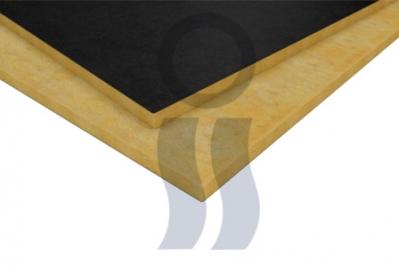 Fibrair con velo negro Isover x 10 u