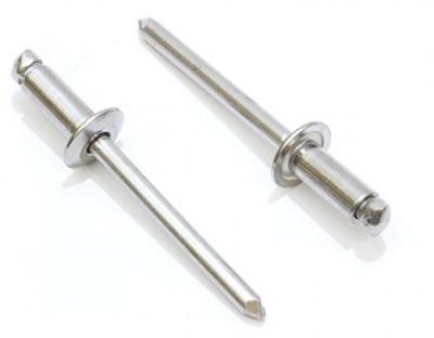 Remache rapido aluminio
