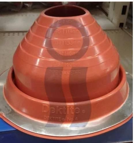Pasatecho dektite silicon alta temperatura de 50 A 127 mm
