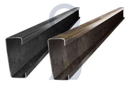 Perfil C 160 x 60 x 20 x 2mm