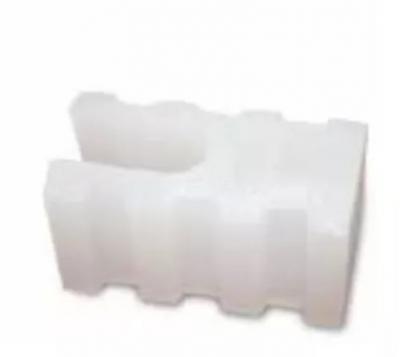 Soporte plastico sinusoidal x 50 u